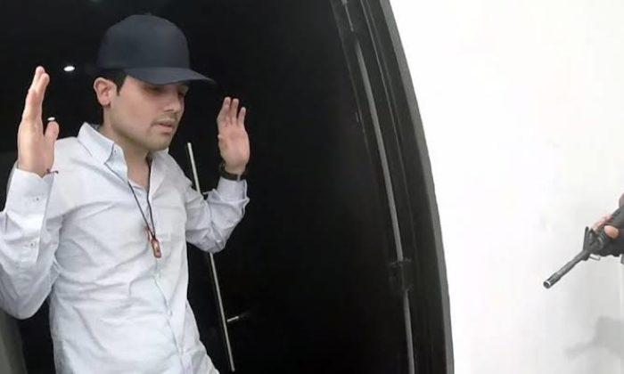 """El Chapo'nun oğlunu yakalayan polis 155 kuşunla öldürüldü ile ilgili görsel sonucu"""""""