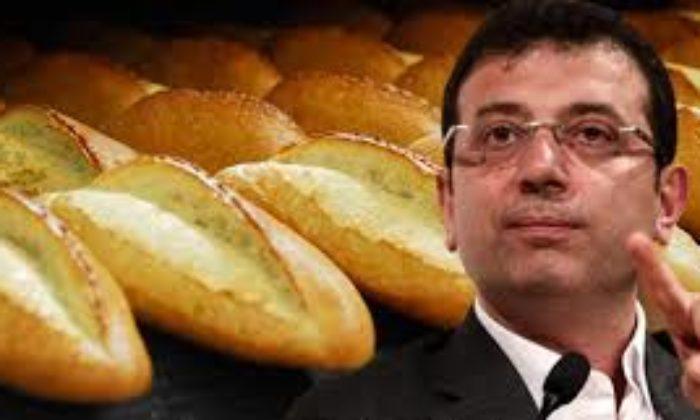 İmamoğlu'ndan halk ekmek açıklaması!.     Haber, Haberler, Son Dakika Haberler