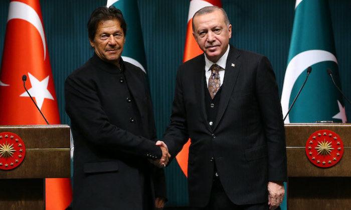 Imran Khan: Erdoğan Pakistan ile ilgili görsel sonucu