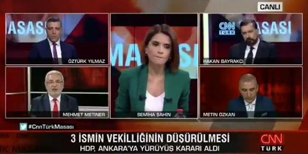 Mehmet Metiner, HDP'lilerin siyasi kökenini açıkladı!. (video ...