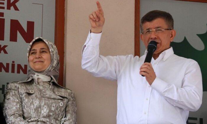 Gelecek Partisi'nin Afyonkarahisar'da ki hezimeti! Sadece 17 oy aldı!.